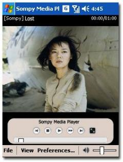 Sompy Media Player