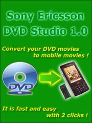 Sony Ericsson DVD Studio