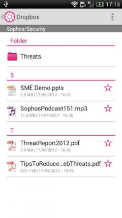 Sophos Mobile Encryption for Android
