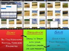 Sort Shots - iPad Edition