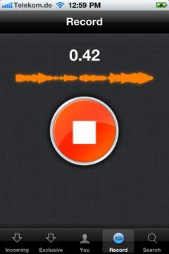SoundCloud (iPhone/iPad)