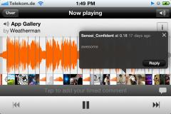 SoundCloud (iPhone)