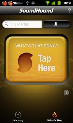 SoundHound for Android