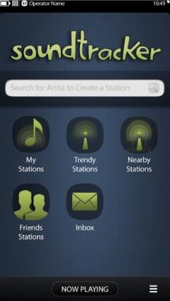 Soundtracker Radio (Meego)