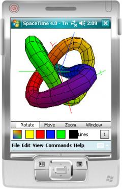 SpaceTime (Pocket PC)