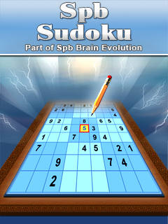 Spb Sudoku Pocket PC