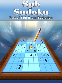 Spb Sudoku Smartphone
