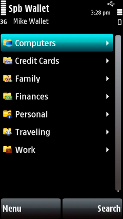 Spb Wallet Symbian S60