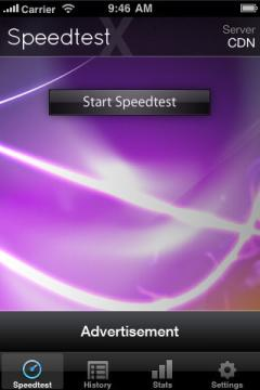 Speedtest X