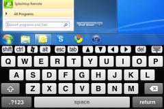 Splashtop Remote Desktop for iPhone & iPod touch