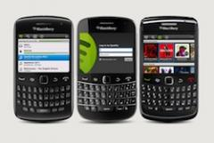 Spotify Mobile (BlackBerry)