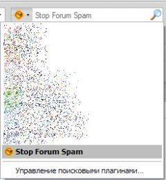 Stop Forum Spam - Firefox Addon