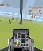 Stunt Chopper for Symbian