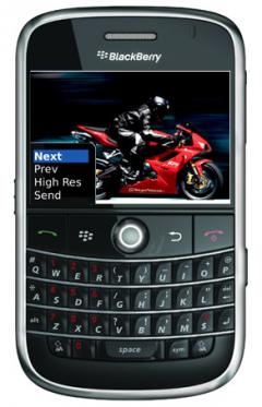 SugarSync (BlackBerry)