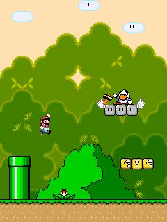 Super Mario World Theme for Pocket PC