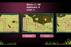 Swamp Defense Free for iPhone/iPad