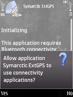 Symarctic ExtGPS