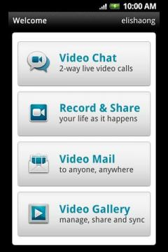 T-Mobile Video Chat by Qik (Android)