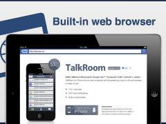 TalkRoom for Facebook Chat HD
