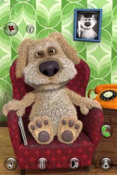 Talking Ben the Dog Free for Android