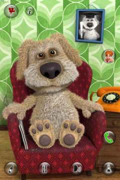 Talking Ben the Dog for iPhone