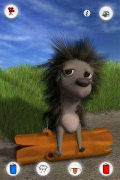 Talking Harry the Hedgehog for iPhone