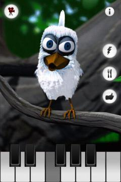 Talking Larry the Bird for Android