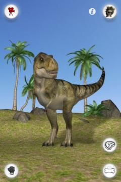 Talking Rex the Dinosaur for iPhone