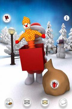 Talking Santa Free for Android
