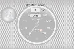 Talking Speedometer (kilometers)