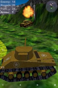 Tank Ace 1944 (iPhone)
