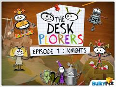 "Deskplorers ""Knights"" (Episode One) HD"