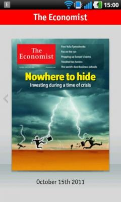 The Economist for Android