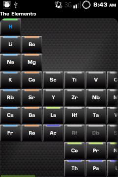 The Elements Lite