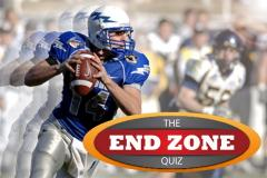 The End Zone Quiz - Football Trivia (iPhone)