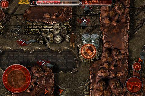 Скриншоты к игре The Saboteur (iPhone/iPod). все скриншоты The Saboteur.