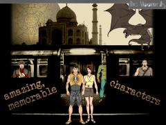The Secret of Moonwall Palace - Murder on the Mumbai Express HD