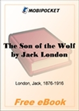 The Son of the Wolf for MobiPocket Reader