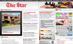 The Star (Johannesburg) - Firefox Addon