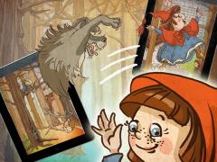 The Story Of Little Red Riding Hood BooksAlive (iPad)