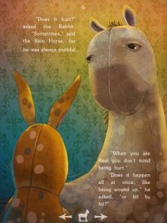 The Velveteen Rabbit HD (iPad)