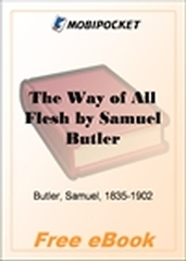 The Way of All Flesh for MobiPocket Reader