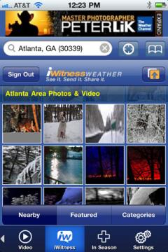The Weather Channel (iPhone)