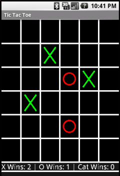 Tic Tac Toe (Android)