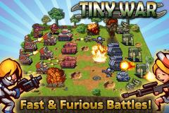 Tiny War XD for iPhone/iPad