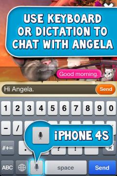 Tom Loves Angela for iPhone