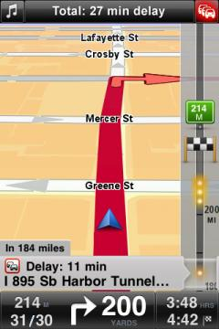TomTom U.S.A. for iPhone/iPad 1.1