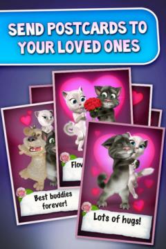 Tom's Love Letters for iOS