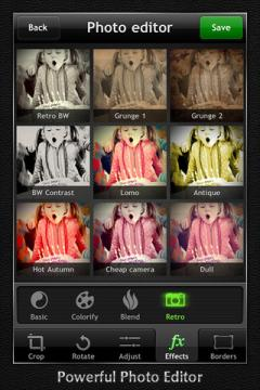 Top Camera Lite for iPhone