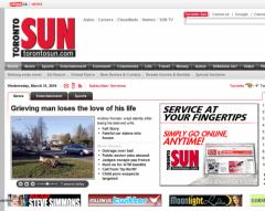 Toronto Sun - Firefox Addon